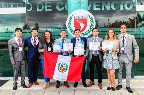 Estudiantes peruanos ganan premios en evento de organización de Universidad de Harvard. Foto: ANDINA/Difusión.