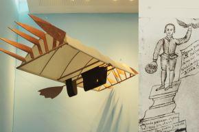 """Santiago de Cárdenas nació en 1726 y fue apodado """"el Volador"""" por diseñar una máquina que no pudo llegar a construir."""