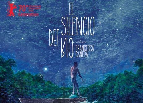 """""""El silencio del río"""". Foto: Facebook"""