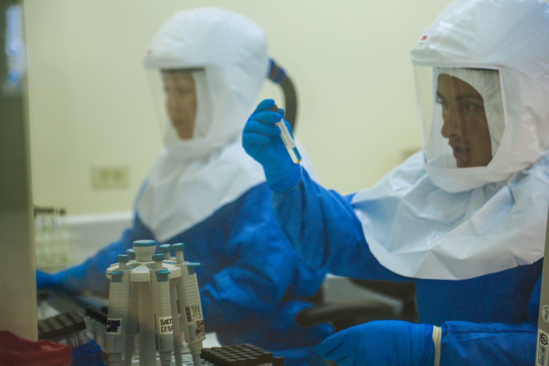 Ministerio de Salud (Minsa), a través del Instituto Nacional de Salud (INS), está preparado para implementar diagnóstico  del nuevo coronavirus que se propaga en China. Foto: Difusión Ministerio de Cultura
