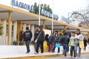 Hospital Cayetano Heredia, establecimiento donde falleció María Genoveva Saavedra. Foto: ANDINA/Difusión