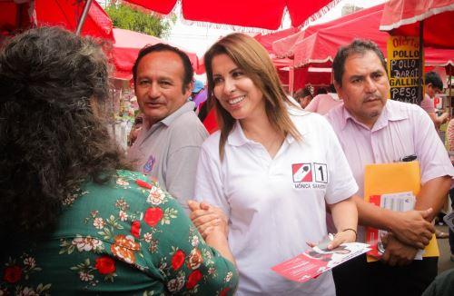 Mónica Saavedra-Acción Popular