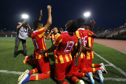 Atlético Grau se coronó campeón de la primera Supercopa peruana al golear 3-0 al Binacional