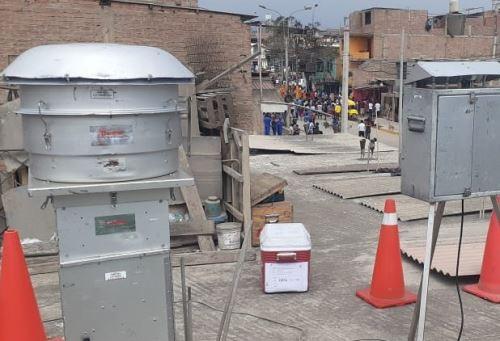 El OEFA desarrolla acciones de supervisión ambiental. Foto: cortesía