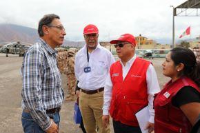 El Estado está gestionando todos los recursos y haciendo el máximo esfuerzo para que, ante situaciones de emergencia provocadas por las lluvias, se puedan alcanzar soluciones de manera eficiente, sostuvo el ministro de Energía y Minas, Juan Carlos Liu, durante su visita a la región Moquegua.