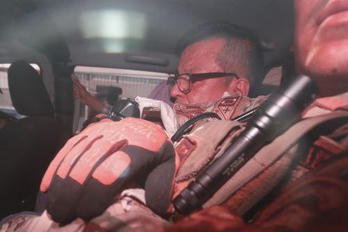 Detienen a exalcalde del Callao Juan Sotomayor por caso Eslimp-Aportes Fantasmas