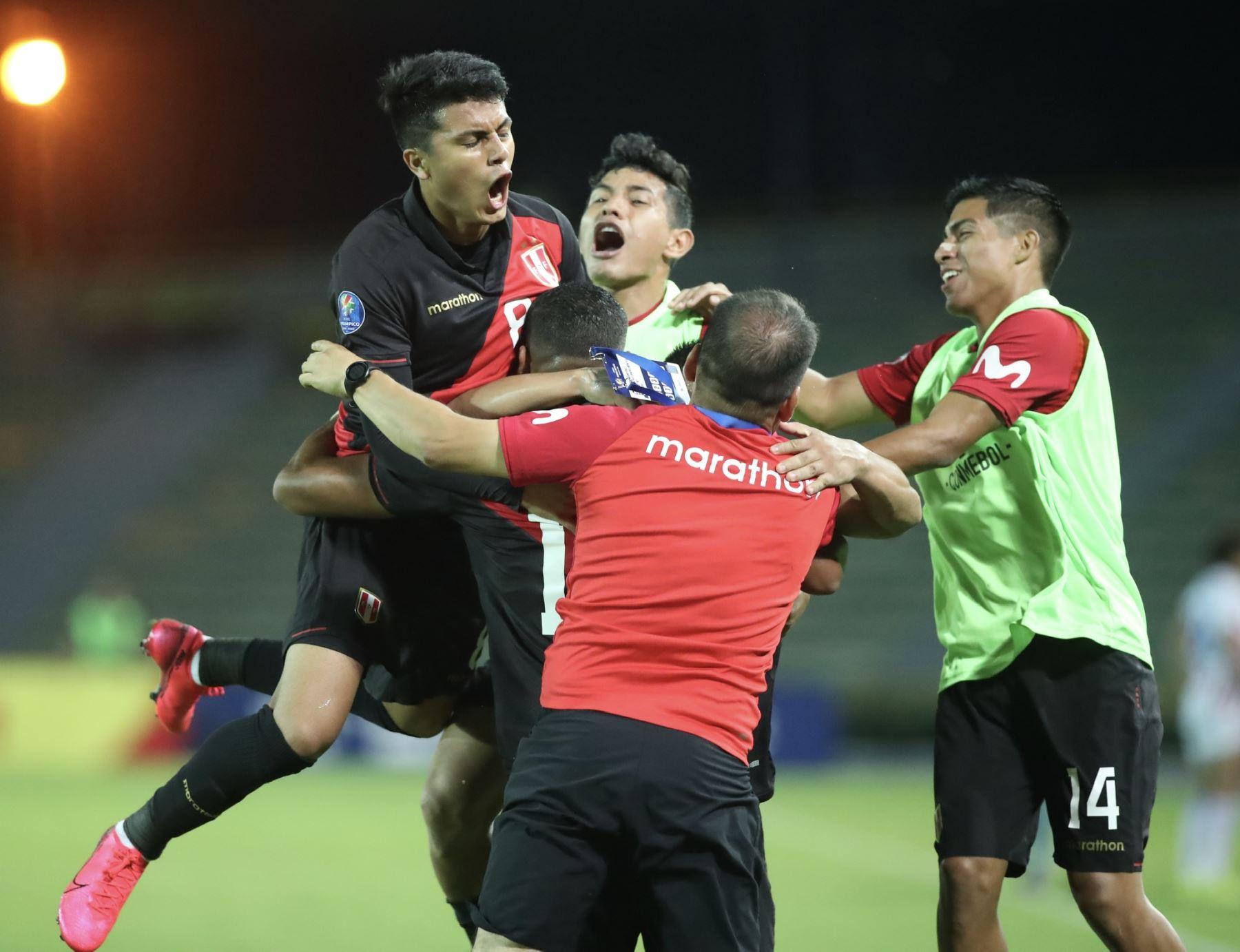 La selección peruana sigue en la lucha por el cupo olímpico