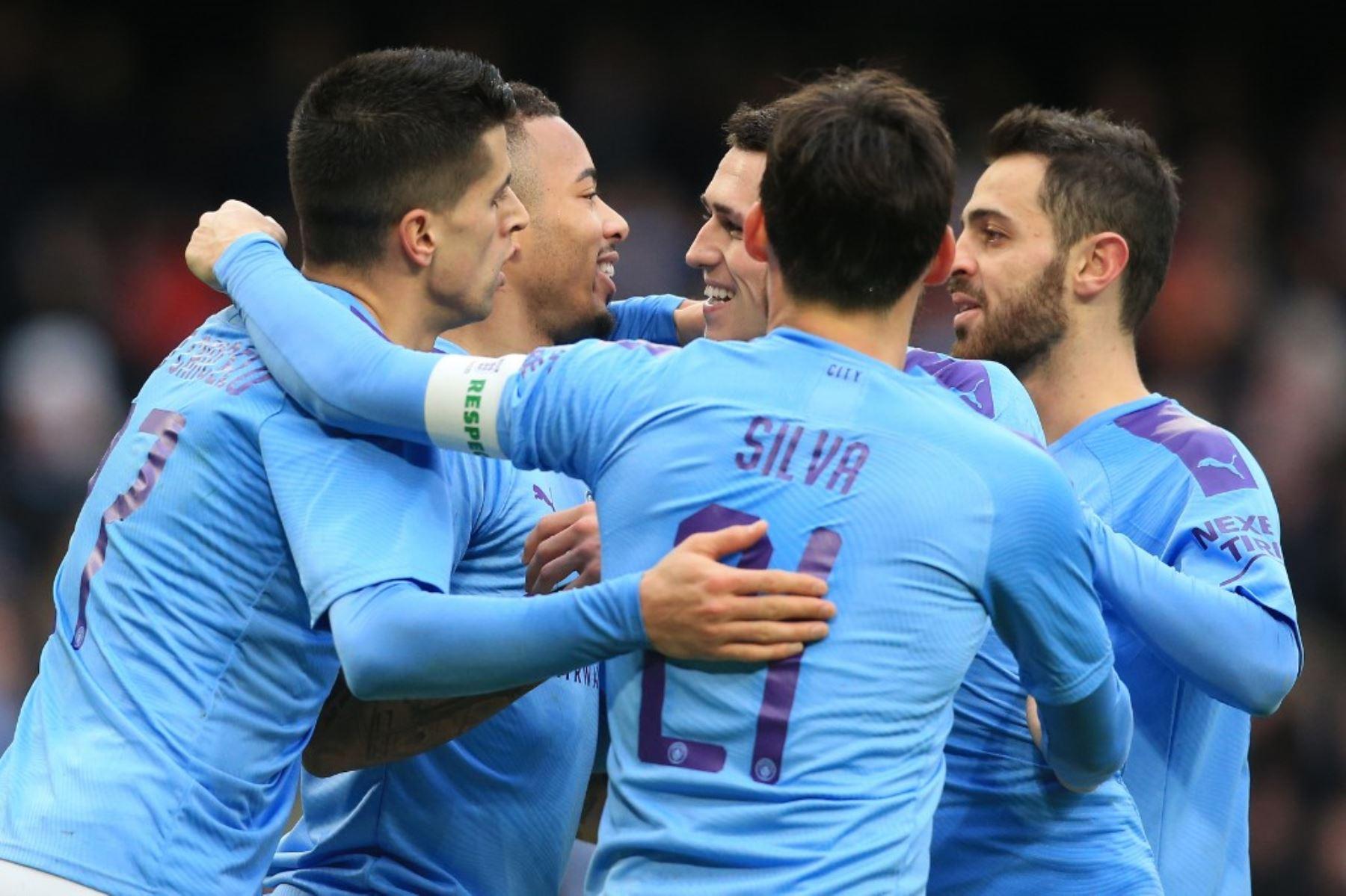 Manchester City no perdona y continúa por la senda de los triunfos