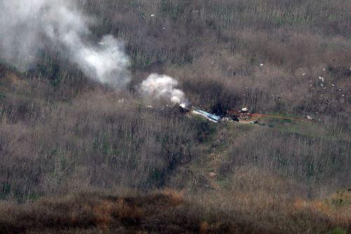 Legendario Kobe Bryant muere en un accidente de helicóptero