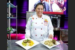 """Conoce a Biviana Challapa, la ayacuchana que triunfa en concurso internacional de cocina """"La cuchara de oro"""". ANDINA/Difusión"""