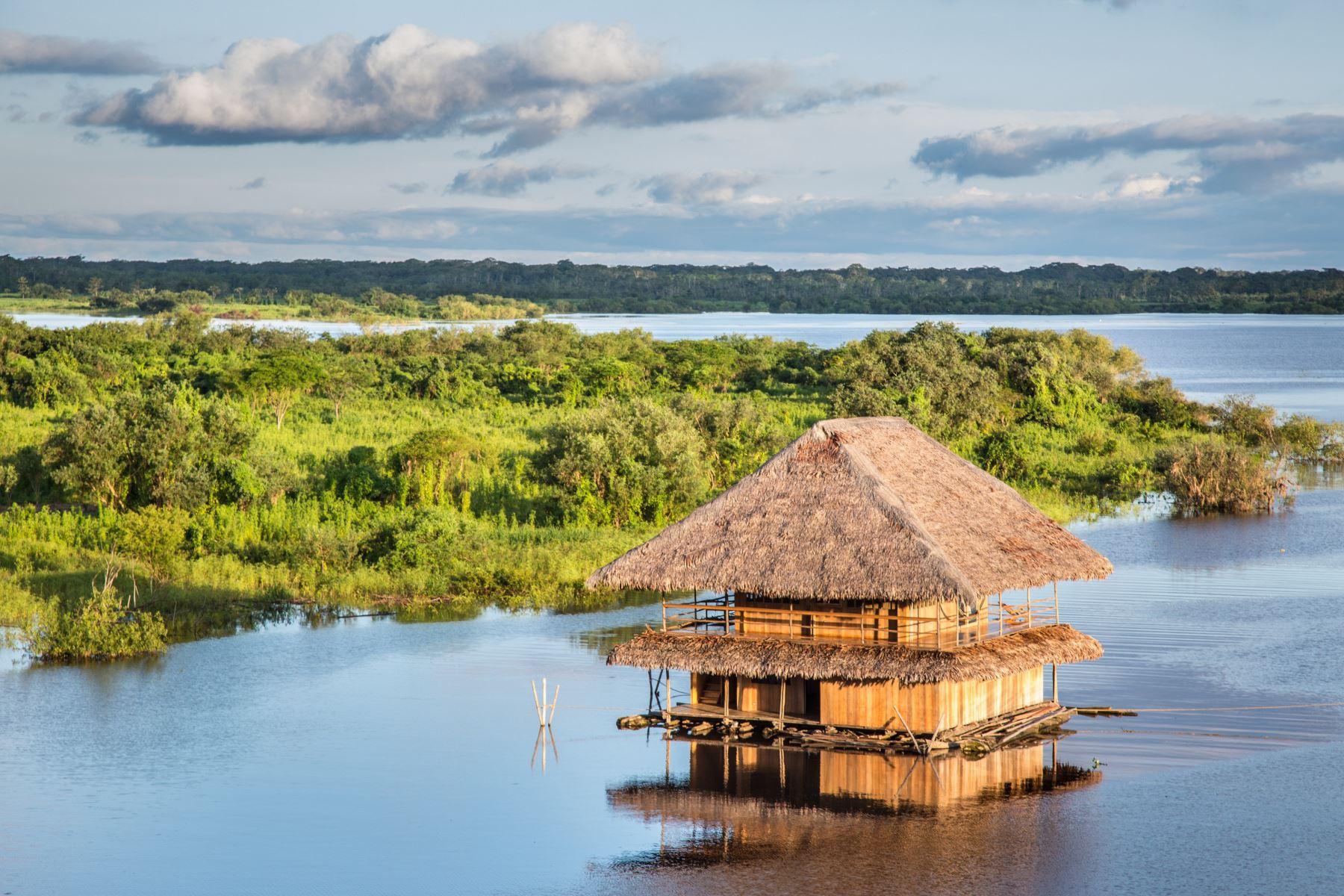 El río Amazonas logra la Jerarquía 4, la máxima distinción turística del mundo. En el Perú solo la poseen Machu Picchu y las Líneas de Nasca, destacó Mincetur. ANDINA/Difusión