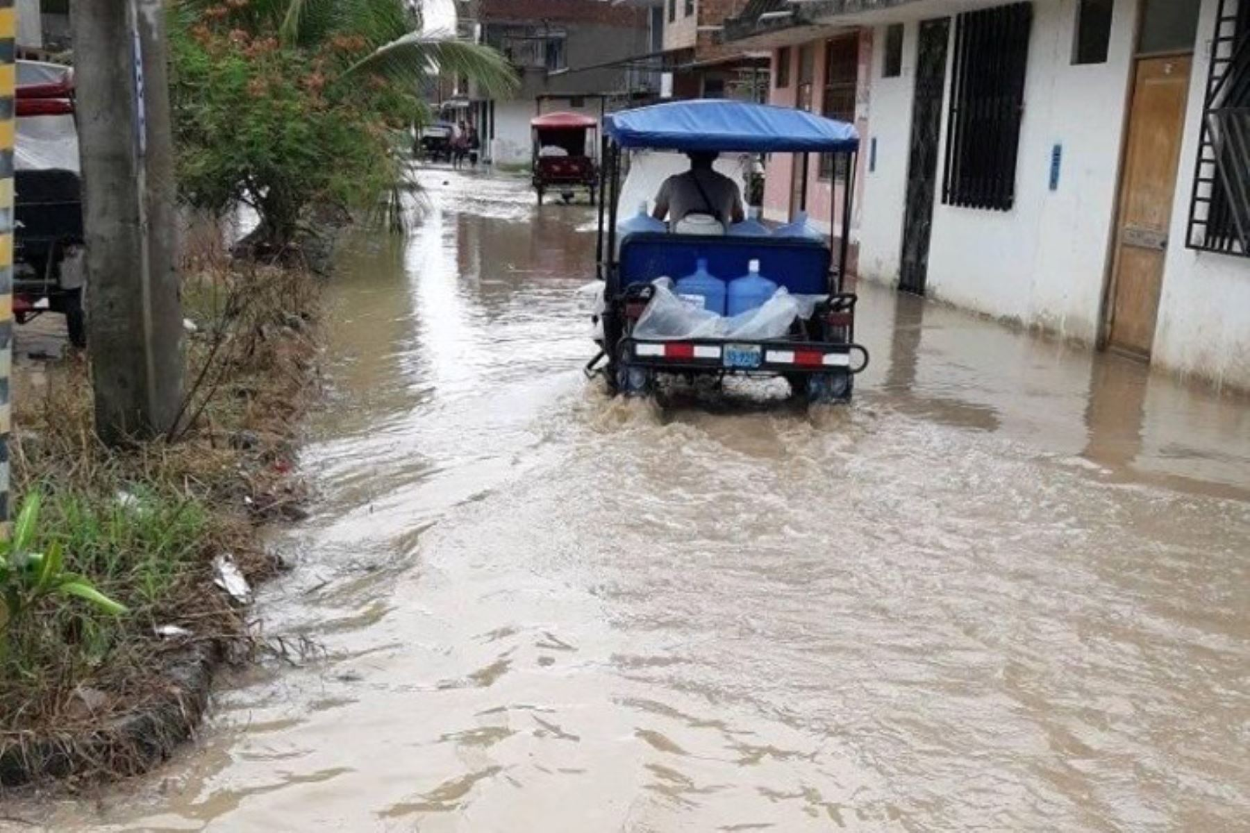 El Senamhi alertó a más de 40 provincias de 12 regiones. ANDINA/Difusión
