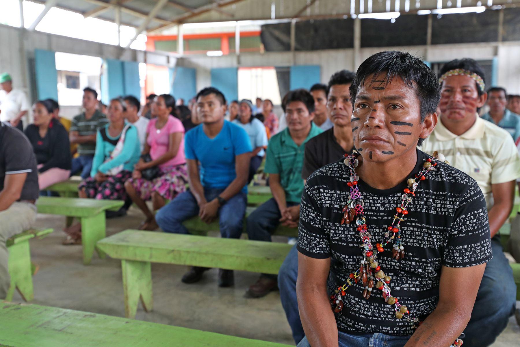 Plan para proteger a comunidades indígenas fue diseñado en forma conjunta por los ministerios de Salud, de Cultura, de Desarrollo e Inclusión Social y de la Mujer y Poblaciones Vulnerables ANDINA/Difusión
