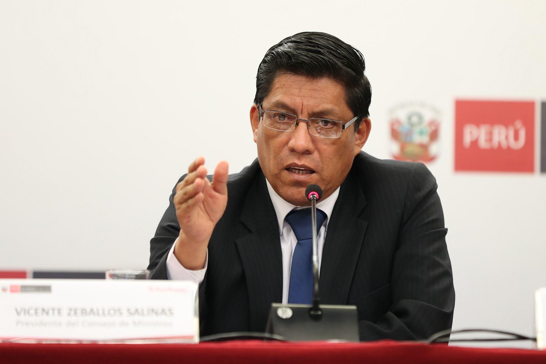 Perú anuncia que se defenderá frente a demanda de Odebrecht