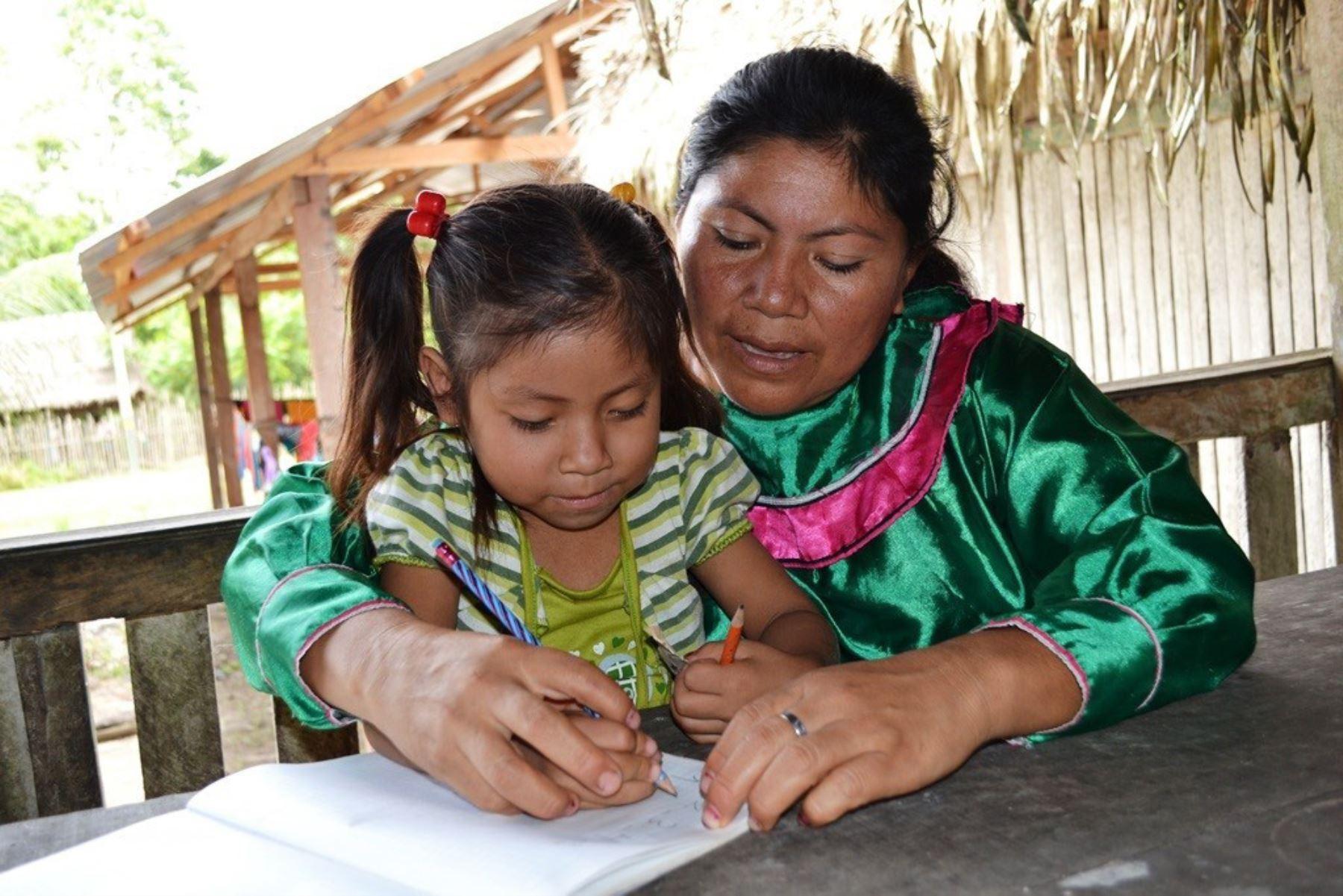 Día de la Lengua Materna: Perú cuenta con 48 lenguas originarias, de las cuales 4 son andinas y 44 son amazónicas. ANDINA/Difusión