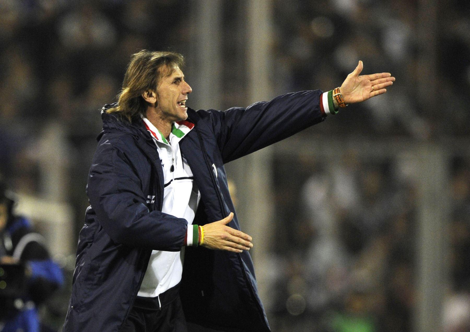 Gareca fue  entrenador  de Vélez Sarsfield del 2009 al 2013, llevando a su equipo hasta semifinales de la Copa Libertadores en 2011 y ganando varios torneos nacionales. Foto: AFP