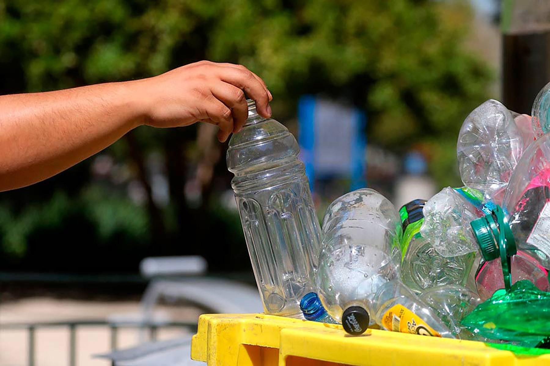 Estas son las recomendaciones que brinda Inacal para reciclar residuos sólidos de manera eficiente. ANDINA/Difusión