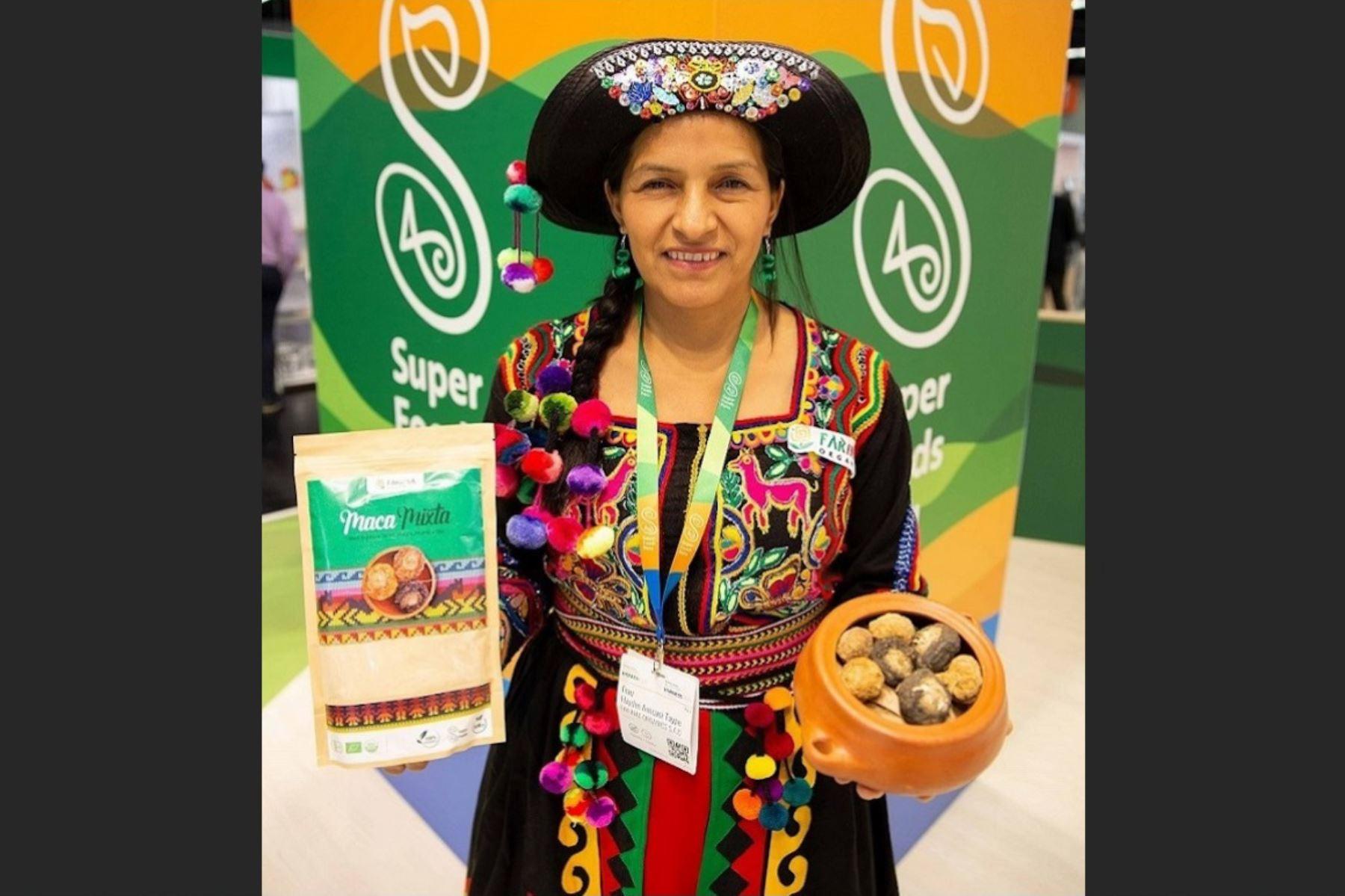 Perú mostrará su potencial de productos orgánicos en BioFach 2020, importante feria mundial de alimentos orgánicos que se celebra en Alemania. ANDINA/Difusión