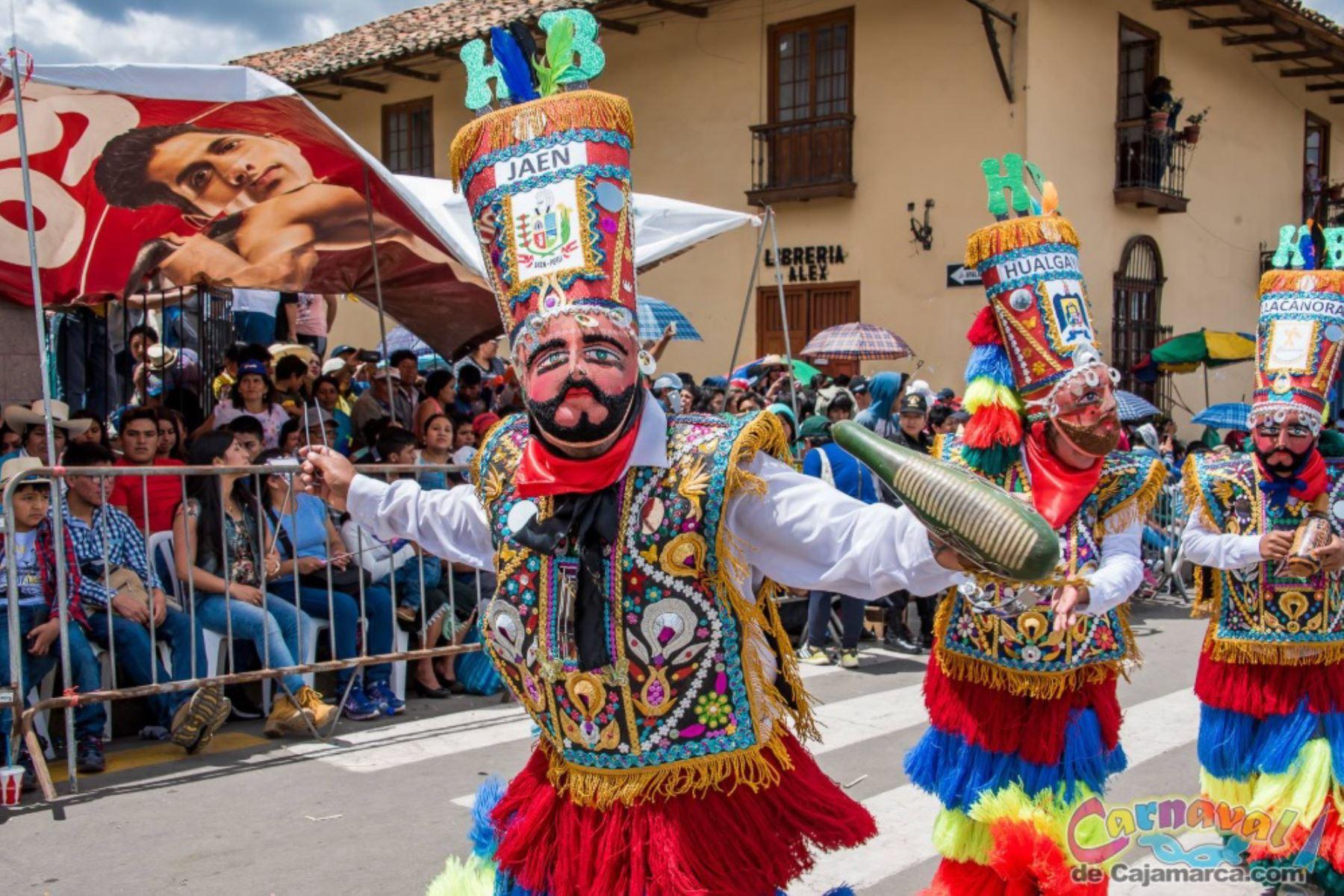 Cajamarca cancela su tradicional carnaval por el incremento de casos de coronavirus en esa región.