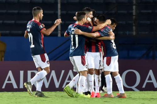 Universitario pierde 1 a 0 ante Cerro Porteño por la Copa Libertadores