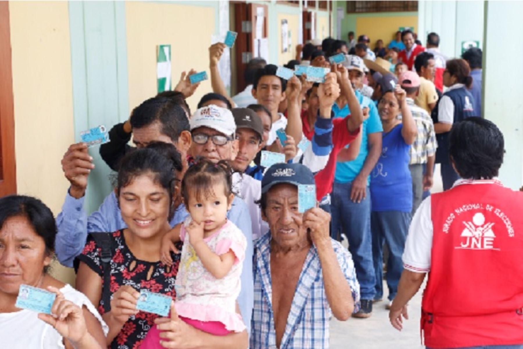 La consulta vecinal del 16 de febrero permitirá a los ciudadanos expresar su opinión respecto a la creación del distrito de Alto Trujillo.