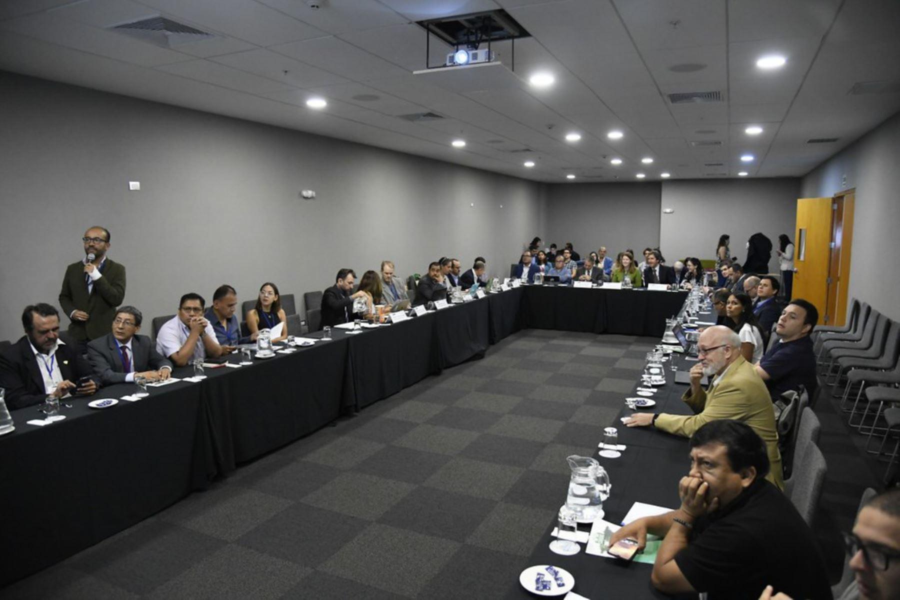 Chile, Brasil y Colombia comparten con Perú avances en sus mercados de carbono del sector forestal. ANDINA/Difusión