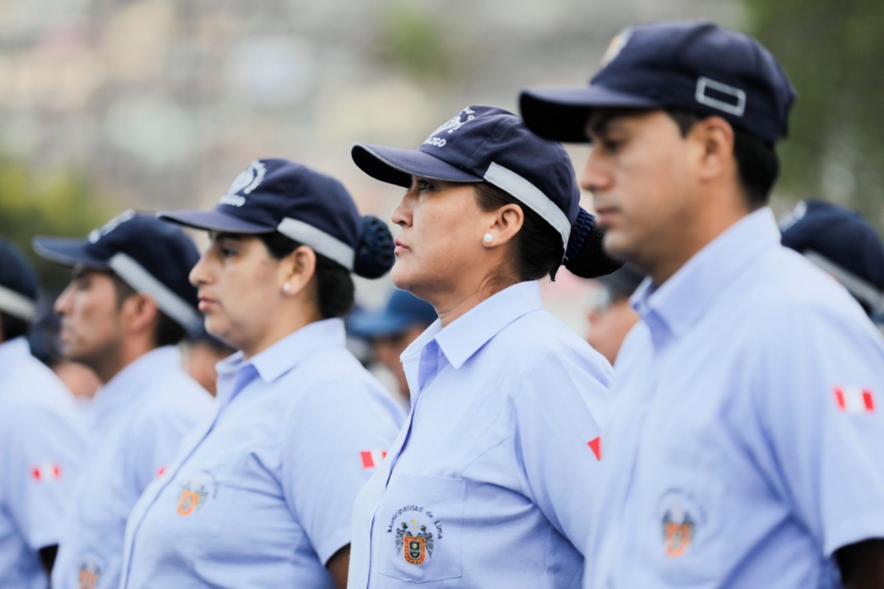 Lima: actos delictivos en el Cercado se redujeron 16% en 2019. Foto: ANDINA/Difusiíon.