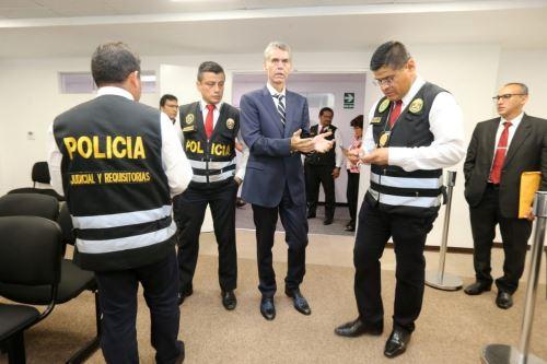 Audiencia de pedido de prisión preventiva contra exalcalde Juan Sotomayor y excongresista Victor Albretch
