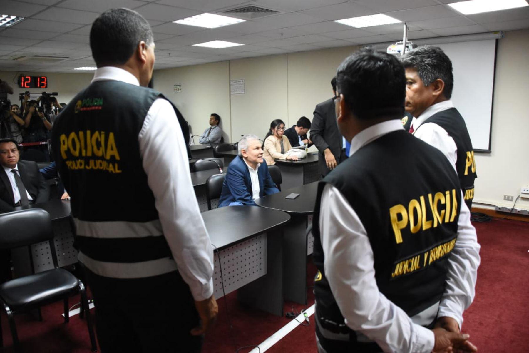 Dictan  prisión preventiva a Luis Castañeda y Jose Luna. Foto: ANDINA/Difusión