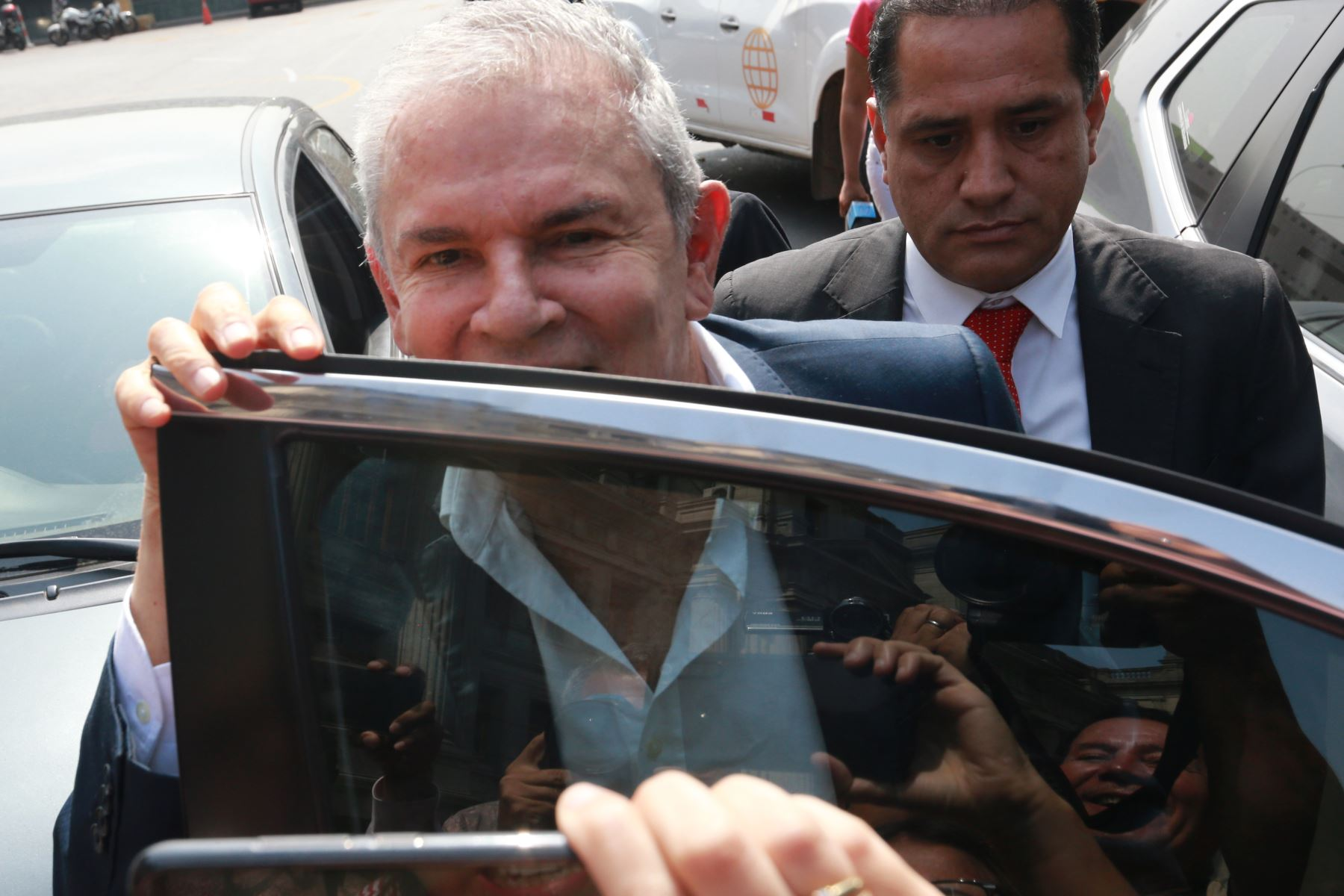 Dictan 24 meses de prisión preventiva contra Luis Castañeda. Foto: ANDINA/Héctor Vinces