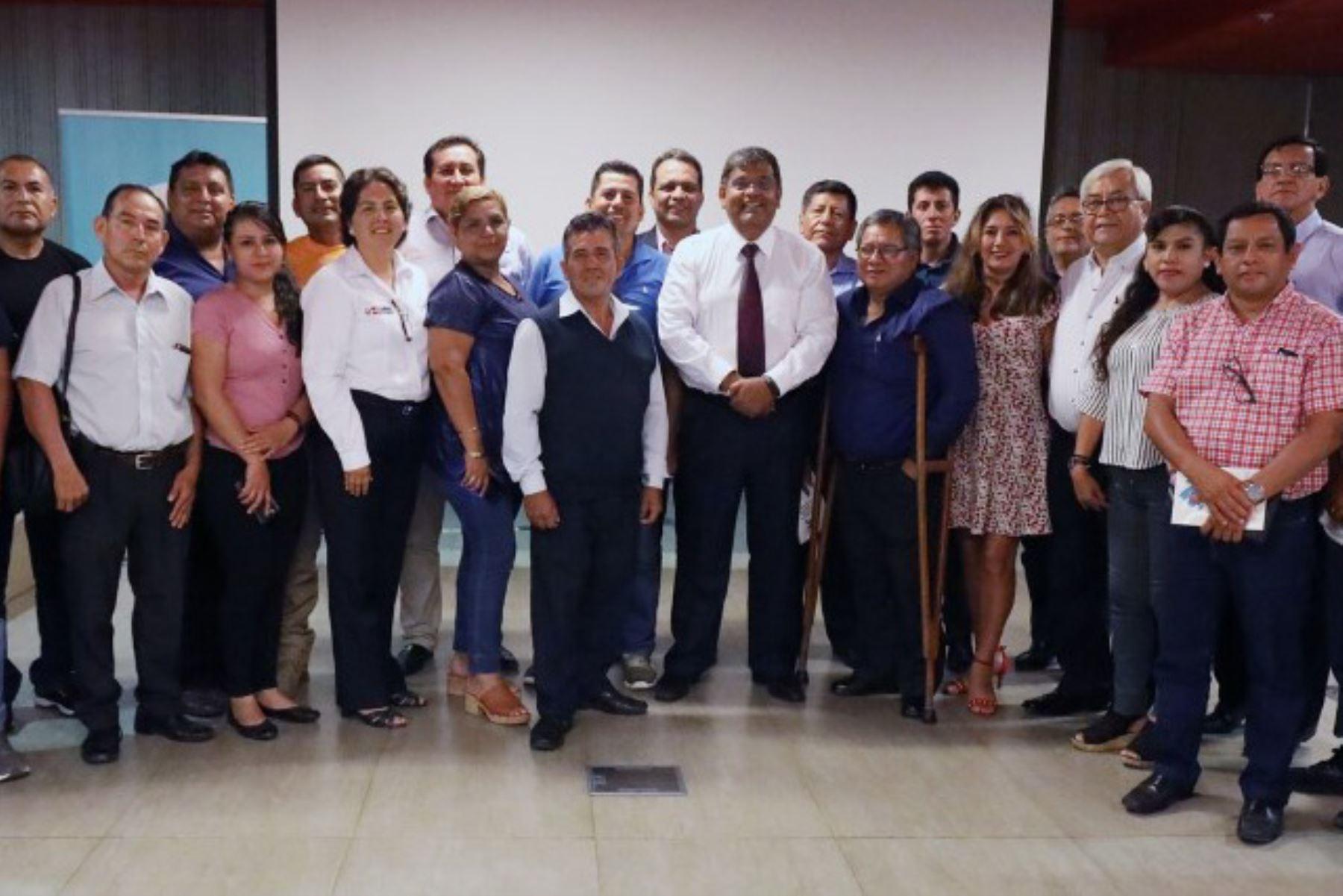 OTASS realizó Primer Encuentro con Sindicatos de EPS en Régimen de Apoyo Transitorio