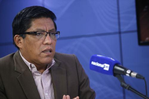 Presidente del Consejo de Ministros brinda entrevista en radio Nacional