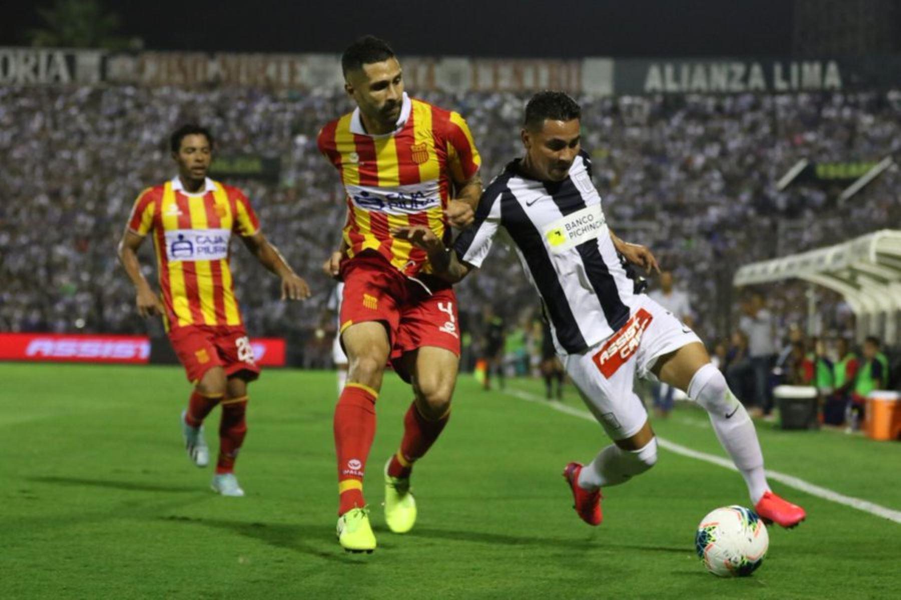 Los jugadores de Alianza Lima  aseguran que irán mejorando partido a partido