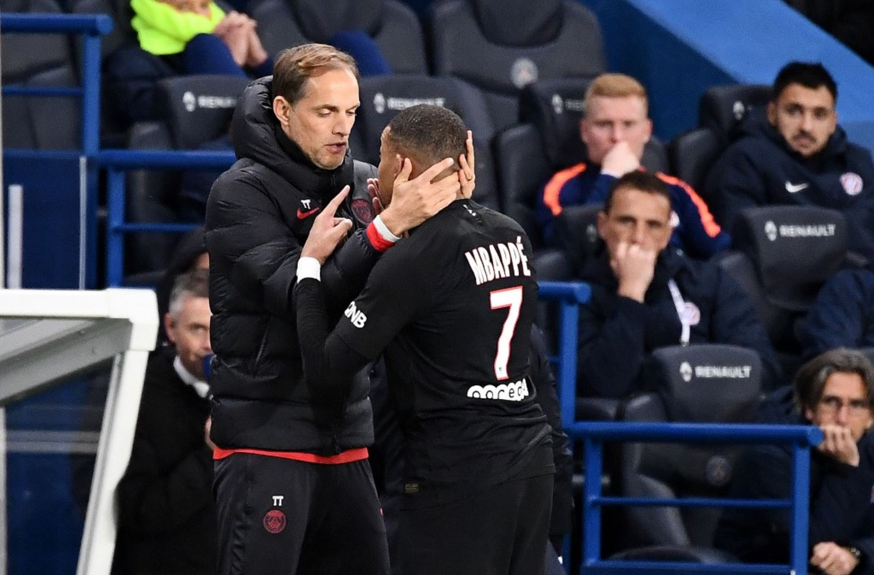 Thomas Tuchel espera romper el maleficio del partido de vuelta del partido de vuelta de los octavos de final de la Liga de Campeones