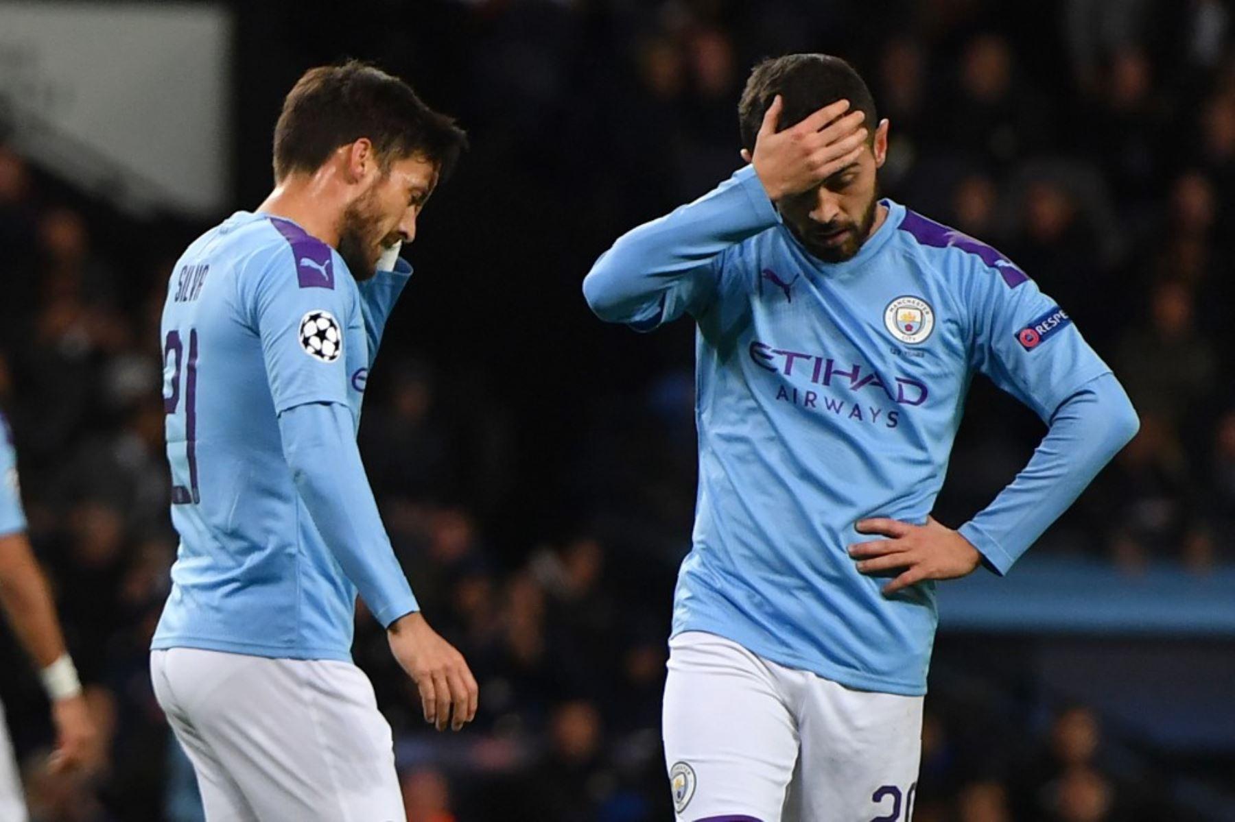 UEFA anunció el viernes que el City quedaría excluido dos años de toda competición europea y que debería pagar una multa de 30 millones de euros.