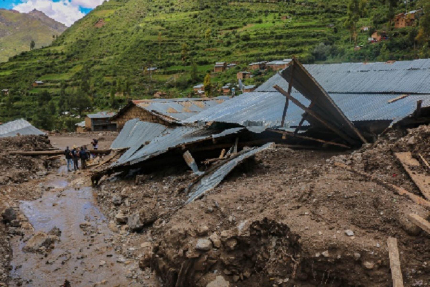 Región Ayacucho pide declar en emergencia distrito ayacuchano de Vilcanchos