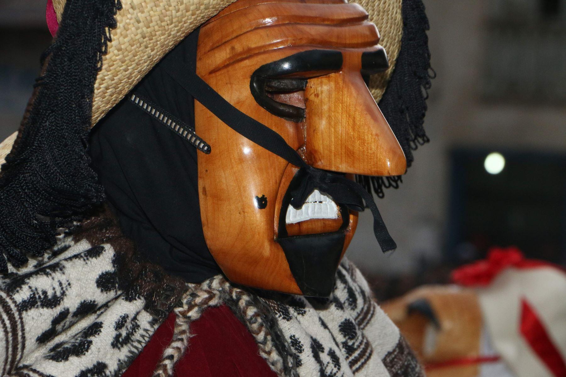 La huaconada celebra diez años de su inscripción en la Lista Representativa del Patrimonio Cultural Inmaterial de la Humanidad de la Unesco.