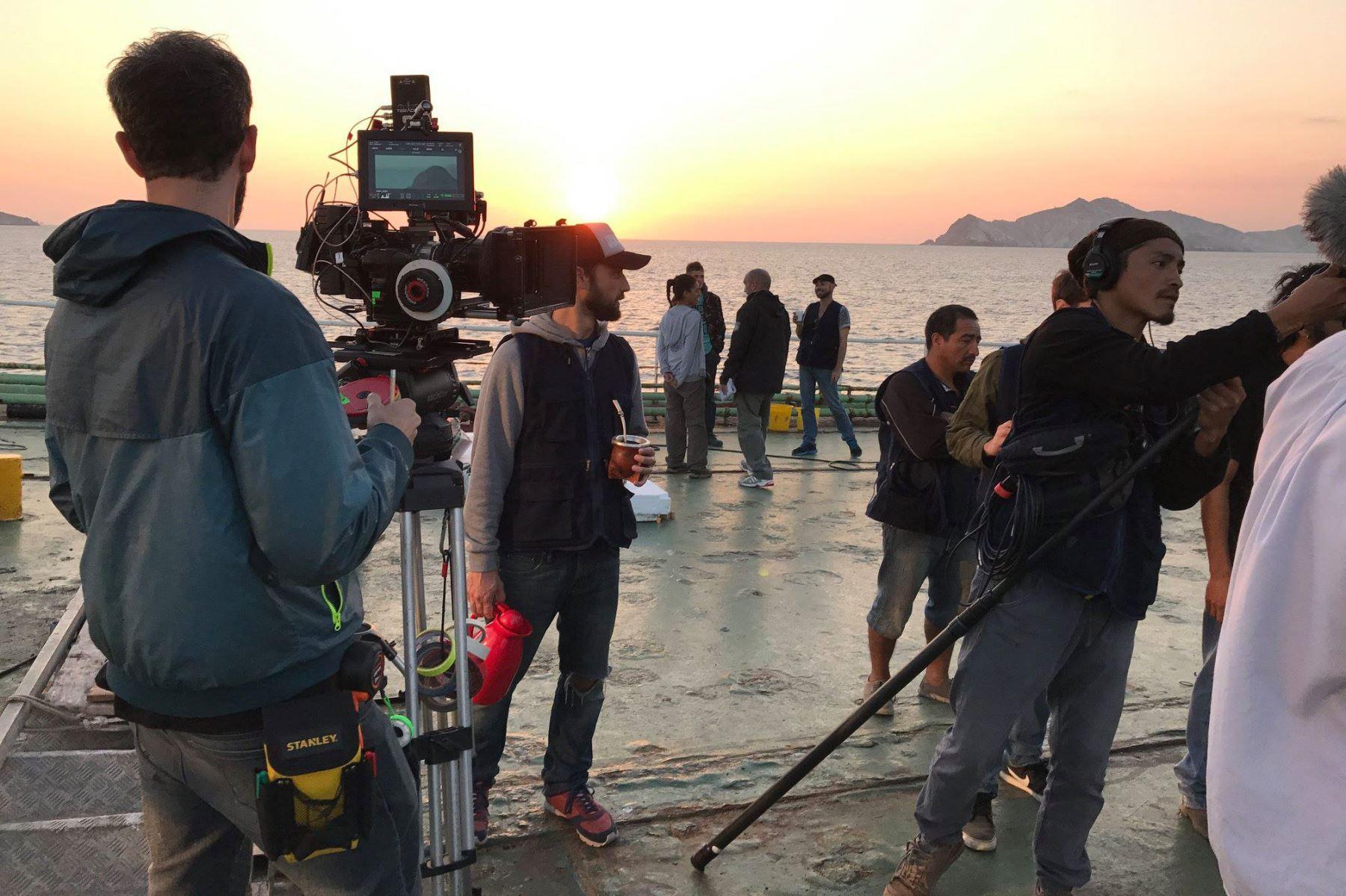 Este jueves 20 se estrena película grabada íntegramente en Chimbote con actores internacionales.