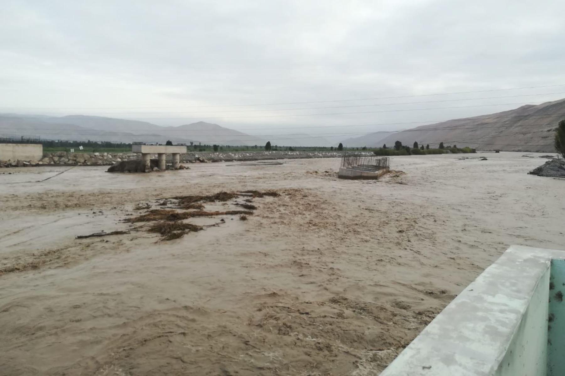 Minem invoca al diálogo a pobladores de la cuenca del río Tambo, ubicadas en las regiones de Moquegua y Arequipa. ANDINA/Difusión