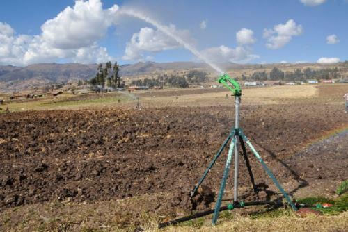 Se trata del Sistema de Riego Yacupashtag y Yanacancha y el Canal de Riego Huancacancha-Orcon.