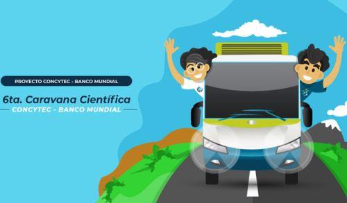 El Consejo Nacional de Ciencia, Tecnología e Innovación Tecnológica (Concytec), en el marco del préstamo del Banco Mundial, recorrerá 21 regiones del país para difundir la convocatoria Proyectos Integrales, que se lanzó el último 28 de enero.