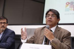 Carlos Canales, presidente de Canatur (imagen de archivo). ANDINA/Renato Pajuelo