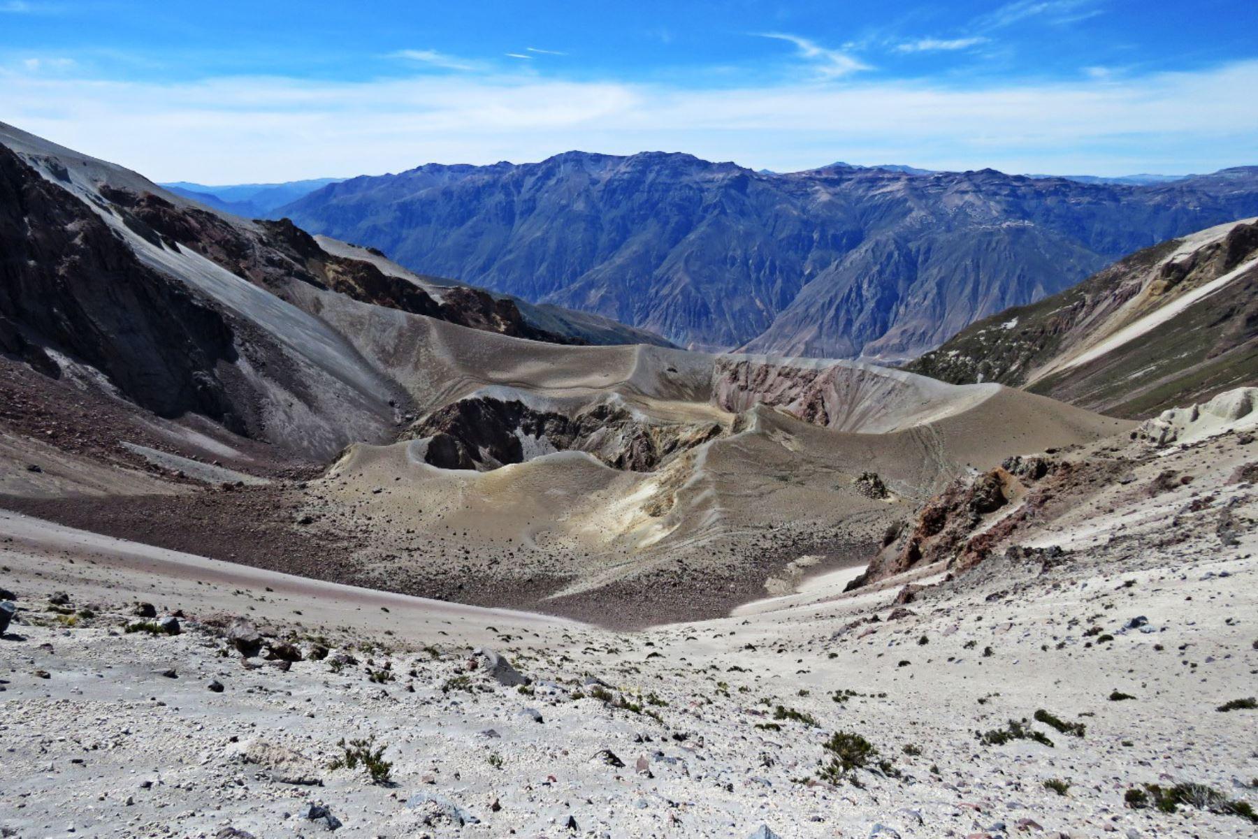 La erupción del Huaynaputina, según algunos cronistas, fue tres veces más fuerte que la explosión del volcán Vesubio en el año 79 de nuestra era.