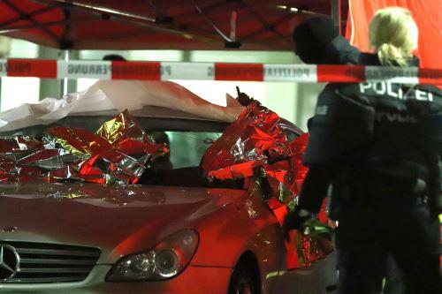 Nueve personas murieron en dos tiroteos en Alemania