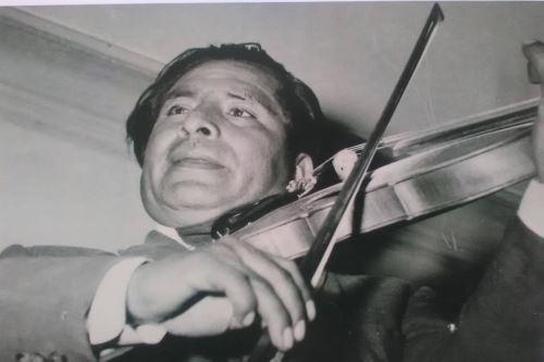 Zenobio Dagha Sapaico Foto: Ministerio de Cultura