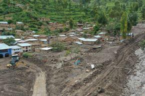 El 15 de febrero cayó un huaico en el centro poblado de Cocas del distrito de Vilcanchos, en la región Ayacucho.