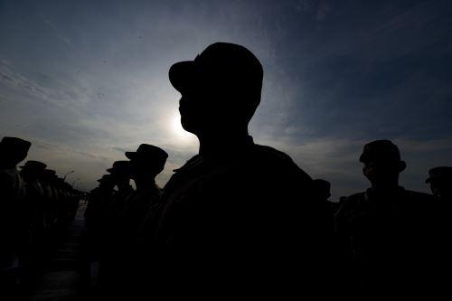 Un sargento primero del Ejército del Perú, que presta servicio en la región Cajamarca, dio cátedra de honradez al país. Foto: ANDINA/Archivo/Prensa Presidencia