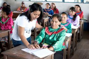 Experto en lenguas originarias andinas y amazónicas