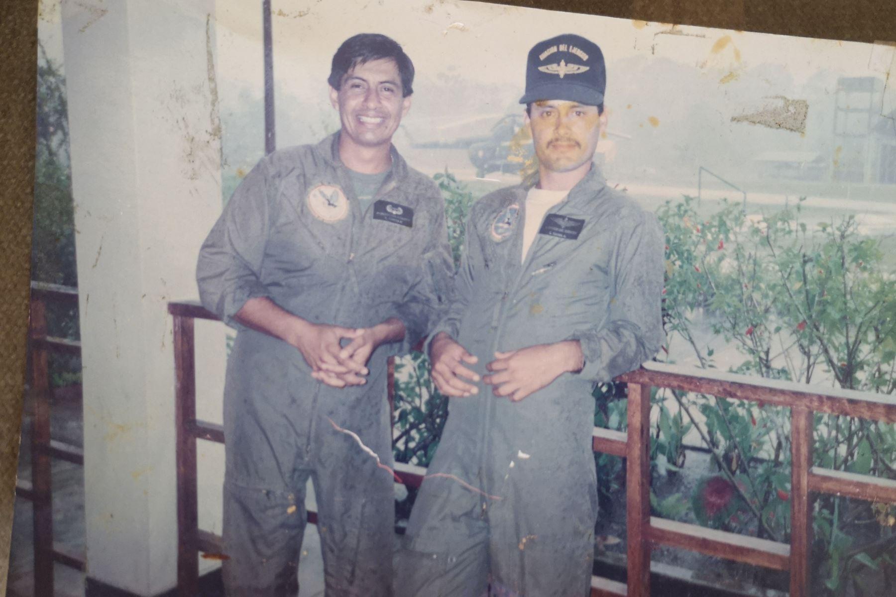 A 25 años de las operaciones en el Alto Cenepa, se recuerda a Luis García Rojas, quien demostró el sacrificio y amor por defender el territorio patrio Foto: ANDINA/Difusión