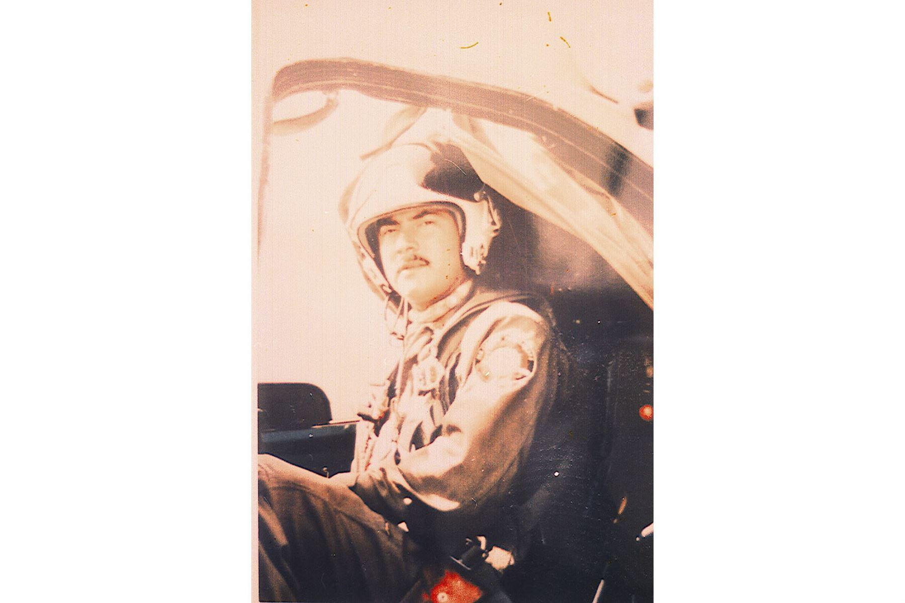 A 25 años de las operaciones en el Alto Cenepa, se recuerda a Marco Schenone Oliva, quien demostró el sacrificio y amor por defender el territorio patrio Foto: ANDINA/Difusión